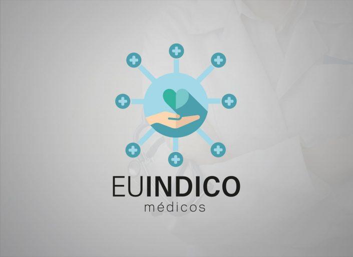 eu indico medico projeto web